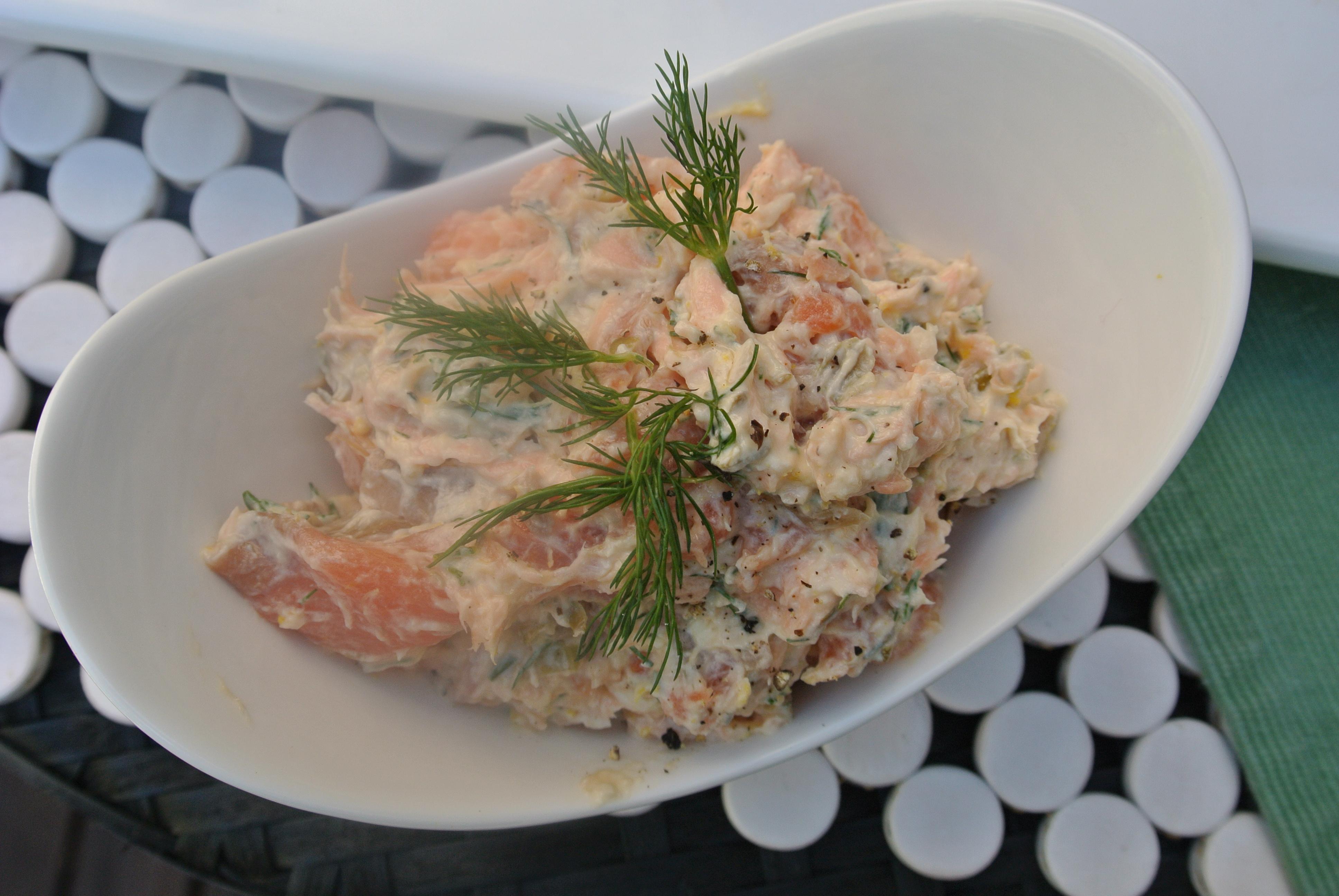 Magnificent MasterChef smoked salmon rillettes to celebrate Spring ...